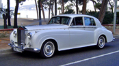 Rolls Royce Silver Cloud 1956