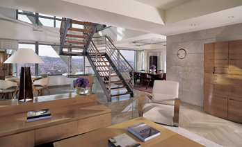 3-bedroom penthouse (3-bedroom apartment)