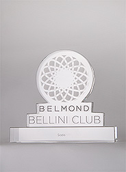 Награда от Belmond Bellini Club 2017 г.